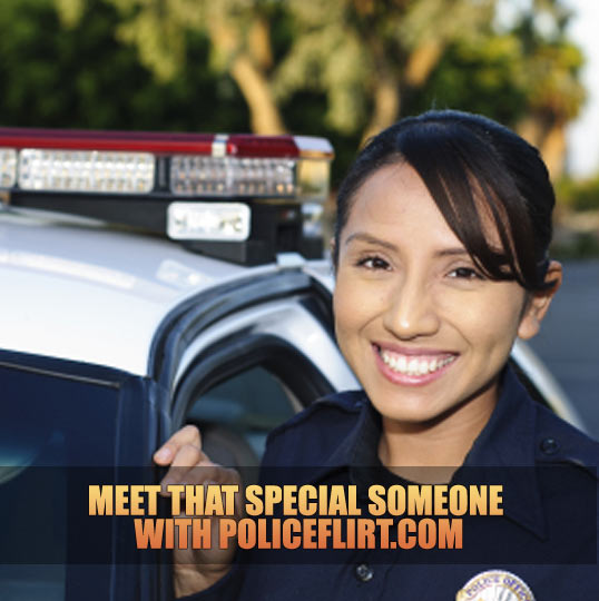 Online dating for cops